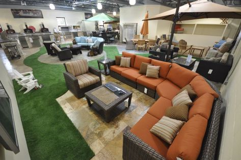 Gappsi Patio Furniture showroom