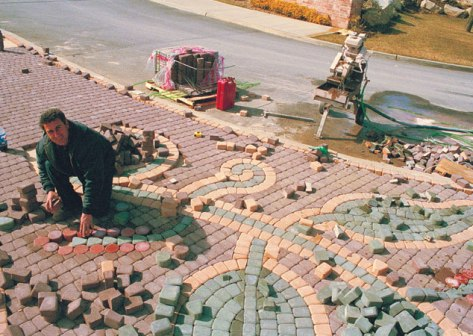 Best Pavers installations by Gappsi Giuseppe Abbrancati
