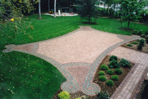 Carpet like patio designs long island ny