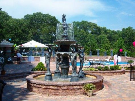Fountain Smithtown NY Gappsi Giuseppe Abbrancati