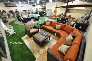 Gappsi Outoor Patio Furniture Showrrom