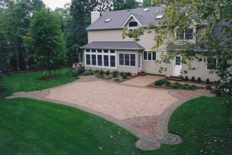 Smithtown award winning patio designs