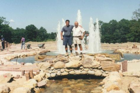 Water falls Designer contractors