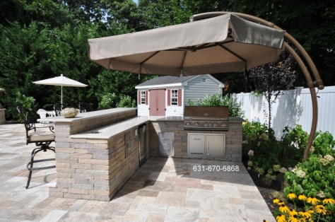 Smithtown NY 11787 Swimming Pools, Landscape & Masonry Designer  Contractor Company