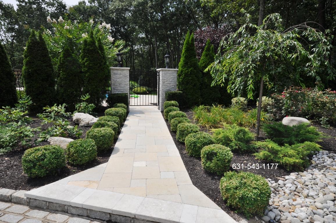 Top 28 walkway landscape design 75 walkway ideas for Landscape design