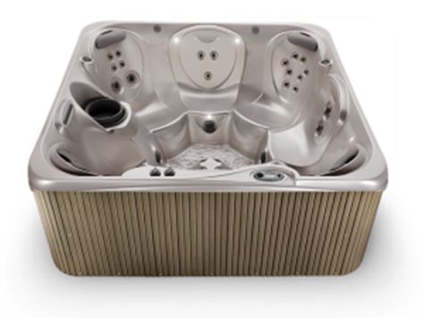 THE RHYTHM® 7 PERSON HOT TUB
