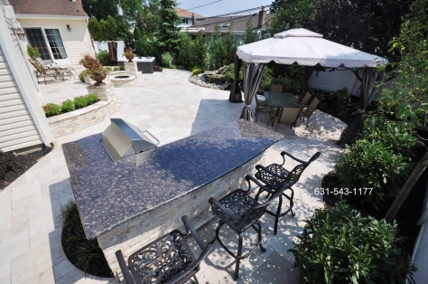 granite counter tops for outdoor kithcens
