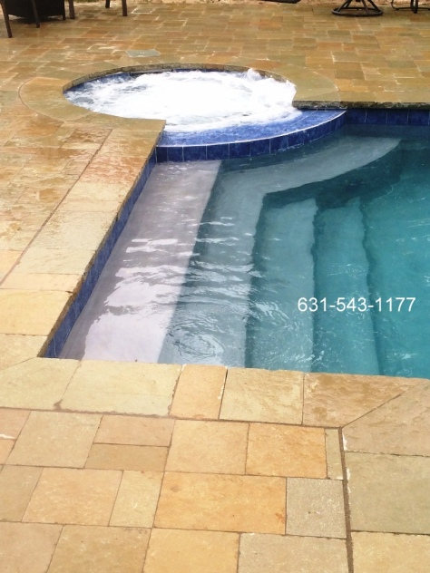 Gunite Swimming Pool Remodeling Company on Long Island