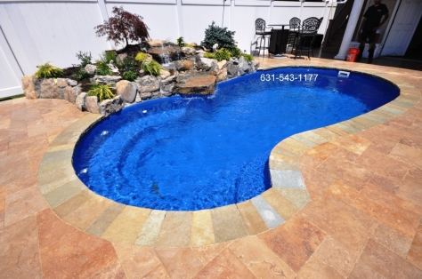 fiberglass pool Oceanside Ny