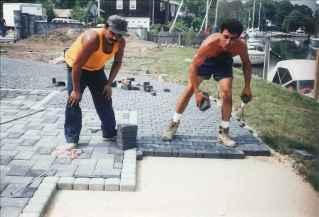 Award Winnin Paving Stone Driveway Babylon NY