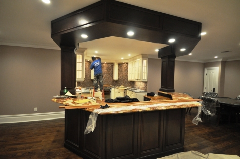 Custom Bar wood work long island NY - Gappsi