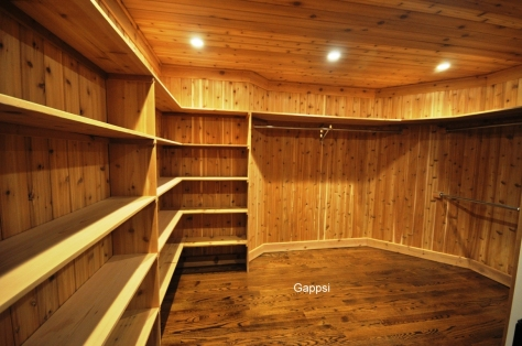 Custom wood cedar closet long island ny - Gappsi