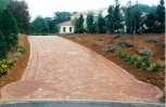 custom paver designs long island contractor