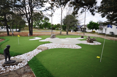 Manorville Long Island NY Putting Green Design Installer Company